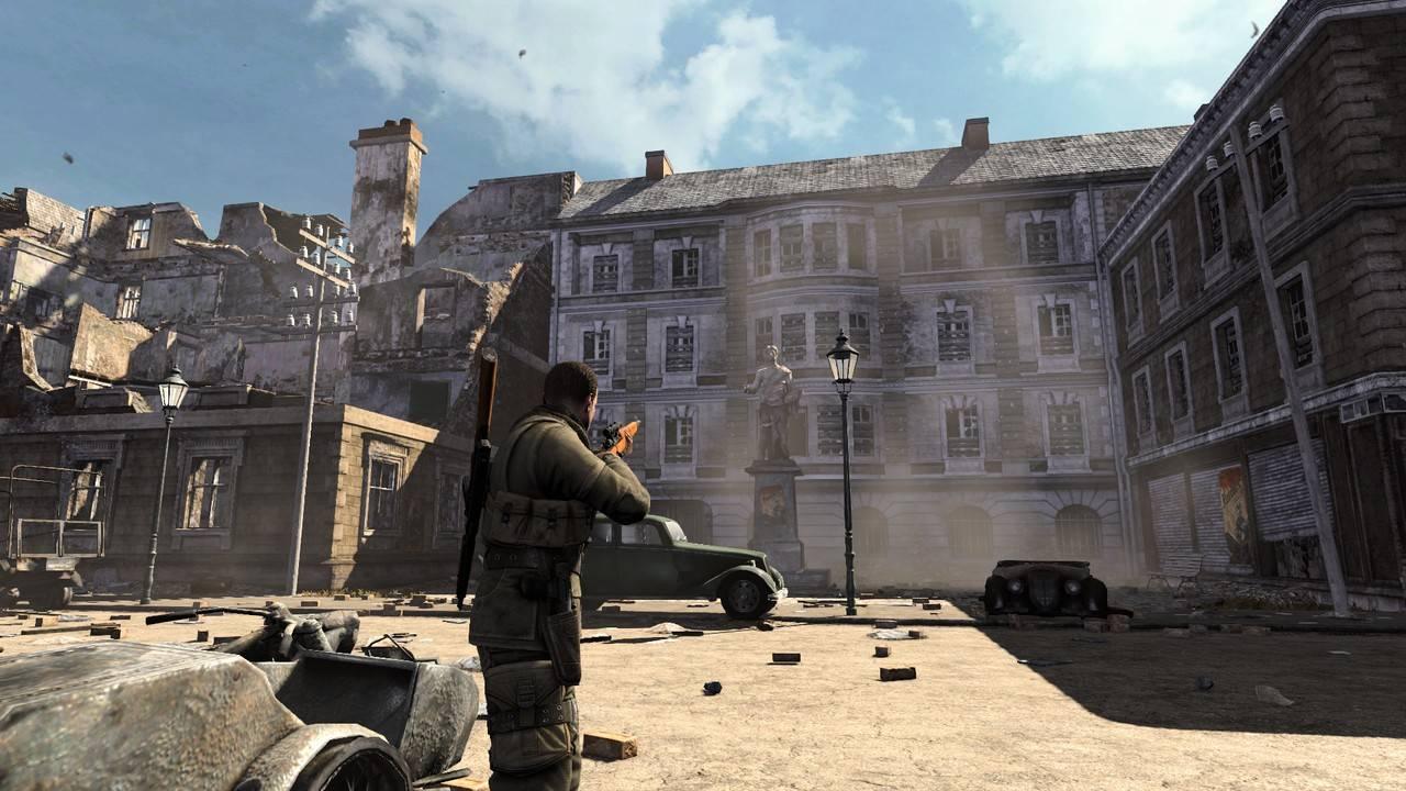 Sniper elite 3 crack reloaded 223 free