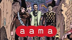Aama - Zapach ciep�ego py�u