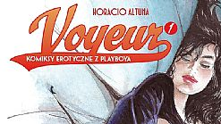 Voyeur 1 Komiksy erotyczne z Playboya - recenzja