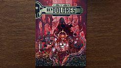 Recenzja komiksu - OKP Dolores. Czerwony kryszta� #3
