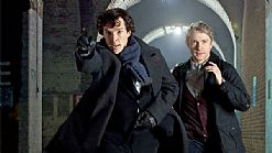 Sherlock - szybka gadka, wolna akcja