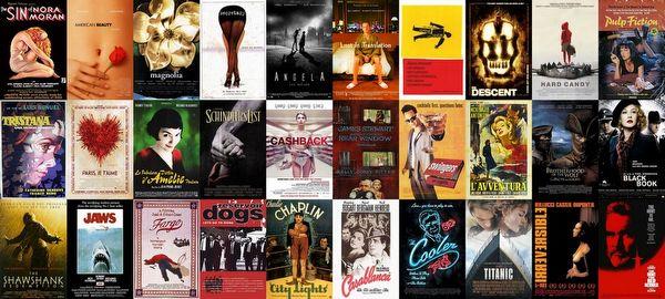 Las mejores 250 películas de la historia