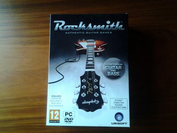 najlepszy sposób na połączenie Rocksmith 2014