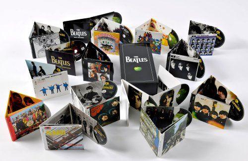 The Beatles Stereo Box Unboxing 15 Bartek Pacuła