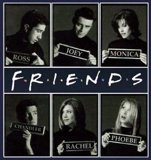 Serial Friends Przyjaciele Kończy 20 Lat Jakie Były