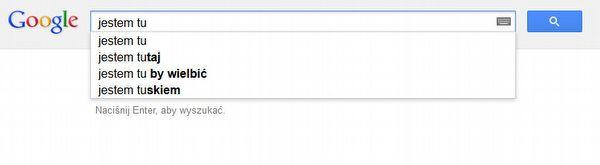 Wiersze Z Google Jedyna W Swoim Rodzaju Nowoczesna Poezja
