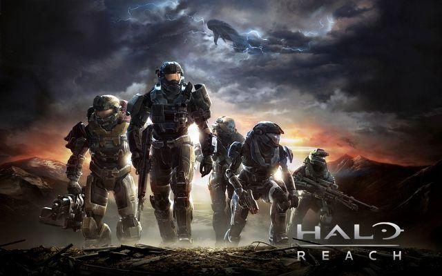 W Co Gracie W Weekend 301 Fallout 4 I Halo Reach