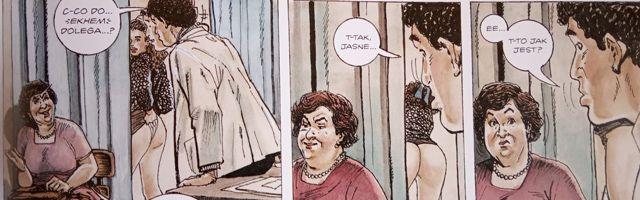 czytać komiksy erotyczne