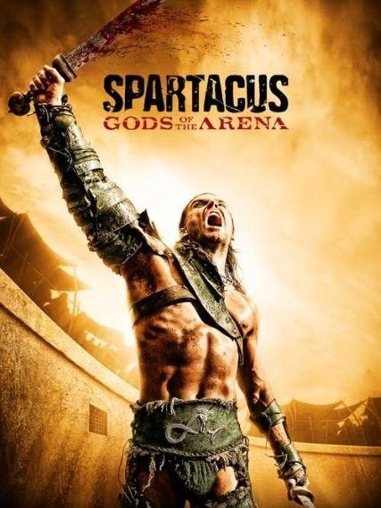 Spartacus Bogowie Areny / Spartacus: Gods of the Arena (2011) | Sezon 1 | PL.HDTV.RMVB-G94K | Lektor PL