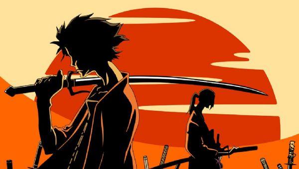 Znalezione obrazy dla zapytania Samurai Champloo