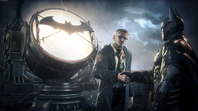 Batman Arkham ma problemy z dopasowywaniem