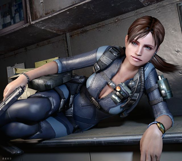 Hot resident evil girls