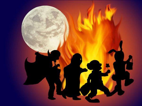 Znalezione obrazy dla zapytania halloween w polsce