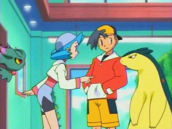 Pokémon Chronicles: Raikou The Legend of Thunder Episode